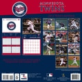 Turner Licensing® Minnesota Twins 2014 Team Wall Calendar, 12in. x 12in.