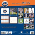 Turner Licensing® New York Mets 2014 Team Wall Calendar, 12in. x 12in.