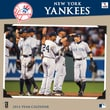 Turner Licensing® New York Yankees 2014 Team Wall Calendar, 12in. x 12in.