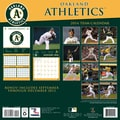 Turner Licensing® Oakland Athletics 2014 Team Wall Calendar, 12in. x 12in.