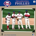 Turner Licensing® Philadelphia Phillies 2014 Team Wall Calendar, 12in. x 12in.