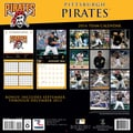 Turner Licensing® Pittsburgh Pirates 2014 Team Wall Calendar, 12in. x 12in.