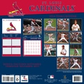 Turner Licensing® St Louis Cardinals 2014 Team Wall Calendar, 12in. x 12in.