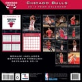 Turner Licensing® Chicago Bulls 2014 Team Wall Calendar, 12in. x 12in.