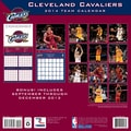 Turner Licensing® Cleveland Cavaliers 2014 Team Wall Calendar, 12in. x 12in.