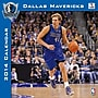 Turner Licensing® Dallas Mavericks 2014 Team Wall Calendar,