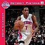 Turner Licensing® Detroit Pistons 2014 Team Wall Calendar,