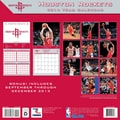 Turner Licensing® Houston Rockets 2014 Team Wall Calendar, 12in. x 12in.