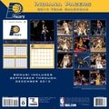 Turner Licensing® Indiana Pacers 2014 Team Wall Calendar, 12in. x 12in.