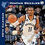 Turner Licensing® Memphis Grizzlies 2014 Team Wall Calendar,