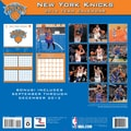 Turner Licensing® New York Knicks 2014 Team Wall Calendar, 12in. x 12in.