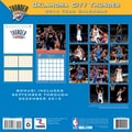 Turner Licensing® Oklahoma City Thunder 2014 Team Wall Calendar, 12in. x 12in.