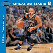 Turner Licensing® Orlando Magic 2014 Team Wall Calendar, 12 x 12
