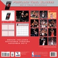 Turner Licensing® Portland Trail Blazers 2014 Team Wall Calendar, 12in. x 12in.