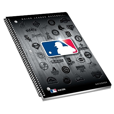 Turner Licensing® Mlb All Team Notebooks, 10 1/2in. x 5in.