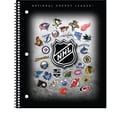 Turner Licensing® Nhl All Team Notebooks, 10 1/2in. x 5in.
