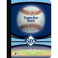 Turner Licensing® Tampa Bay Rays Composition Notebooks, 9 3/4in. x 7 1/2in.