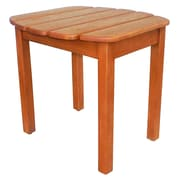 International Concepts Acacia Wood Adirondack Sidetable, Oiled