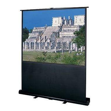 Da-Lite® 83315 60in. Deluxe Insta-Theater Portable Projection Screen, 4:3, Matte White