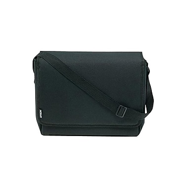 Epson® V12H001K60 Simple Soft Carrying Case For PowerLite 83c, 822p, S5, and 77c Projectors, Black