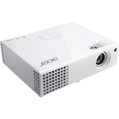 Acer® H6510BD 210 W 3D DLP Projector, Full HD
