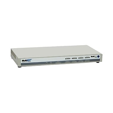Multi-Tech® MultiVOIP® MVP-810 8-Port VoIP Gateway