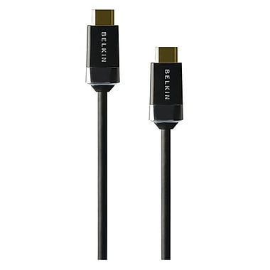 Belkin® 6' HDMI Audio/Video Cable, Black