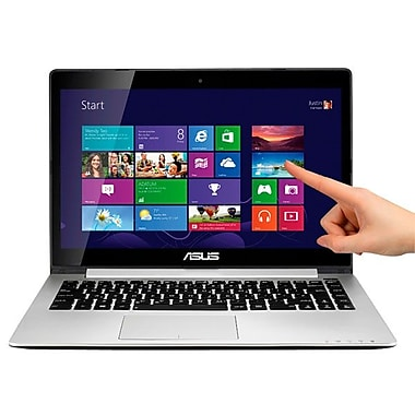 Asus® VivoBook V400CA-DB31T Intel Core i3-2365M 1.40 GHz 4GB 14in. LED Notebook