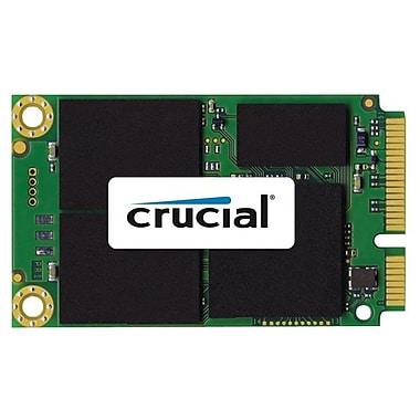 Crucial® M500 240GB mSATA SATA MLC III Internal Solid State Drive