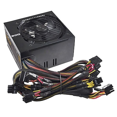 EVGA® Corporation 80 Plus Bronze Power Supply, 500W