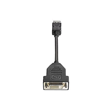 HP® 7 1/2in. Displayport to DVI-D Adapter
