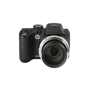 HP 76.7 mmH x 110.7 mmW x 57.6 mmD Bridge Camera, 14 Mega Pixels
