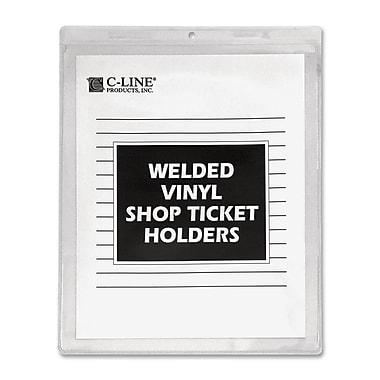 C-line Vinyl Shop Seal Ticket Holders, 8