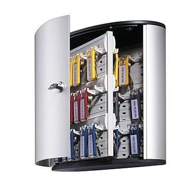 Durable 54-Key Box Security Lock Cabinet, 11-9/10