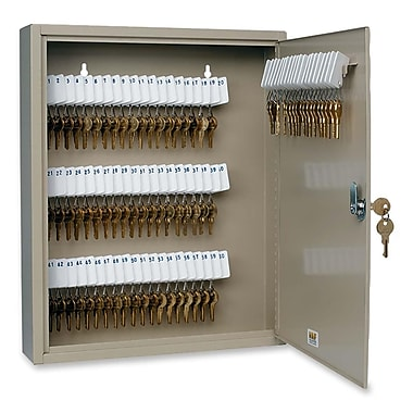 Uni-Tag 80-Key Cabinet with Security Lock, 14