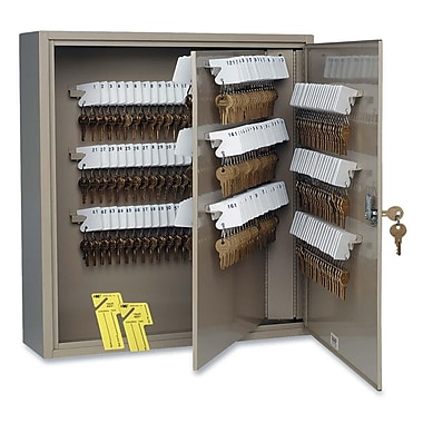 MMF Uni-Tag 240-Key Security Lock Cabinet, 16-1/2