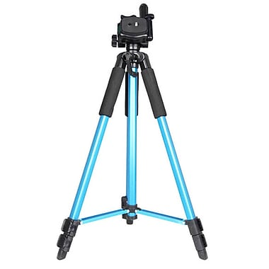 Bower® Trendy Series 59in. Tripod, Blue
