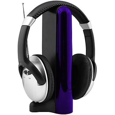 Trademark Global™ 72-36210 Digital 007 4-in-1 Wireless Headphone
