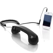 Northwest™ 72-B5505 Throwback Cell Phone Handset Attachment, Black