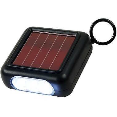 Whetstone™ Super Bright™ 4 Hour Solar and Pull Power EcoCharge Flashlight
