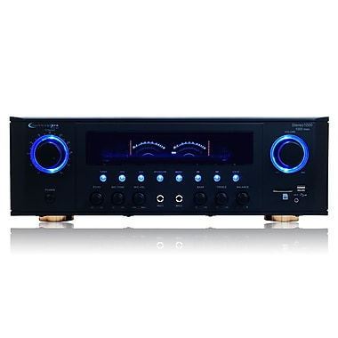 Technical Pro Stereo1000 1000 W Receiver With USB and SD Inputs