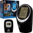Journey's Edge™ 72-W0627 Indoor/Outdoor Projection Weather Center