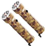 Whetstone™ 15 LED Camping Flashlight With Laser, Camo, 2/Pack
