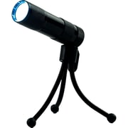 Stalwart™ 9 LED Flashlight With Adjustable Tripod