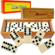 WWF Premium Set of 28 Double Six Dominoes Game