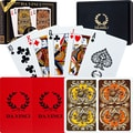 DaVinci Harmony Playing Card, Bridge Size Regular Index