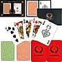 DaVinci Casino Club Playing Card, Poker Size Regular