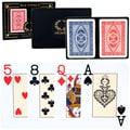 DaVinci Casino Ruote Jumbo 2 Deck Set Poker Playing Card