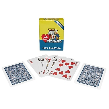 Modiano Poker Size Regular Index Cards