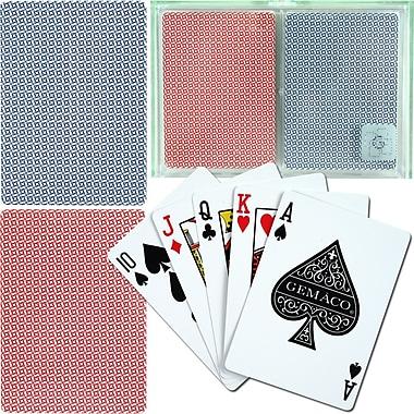 Gemaco Poker Size Weave Standard Index Card